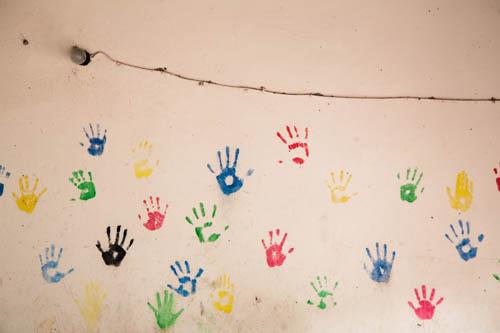 giorni alla pediatria di kimbondo