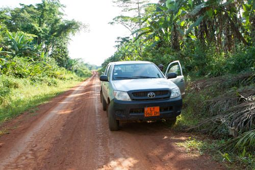 viaggio camerun foresta equatoriale repubblica centrafricana
