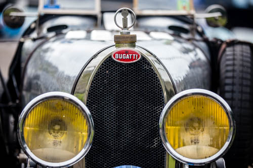 International Bugatti Meeting 2013