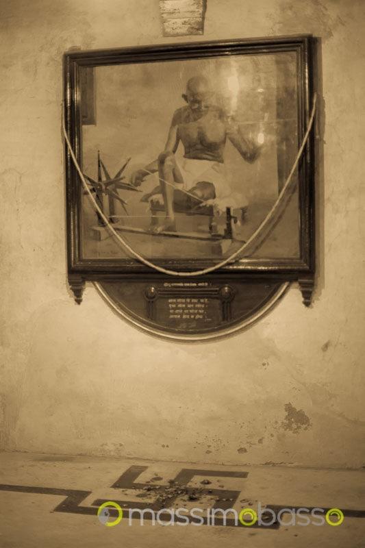 anniversario della morte di Ghandi