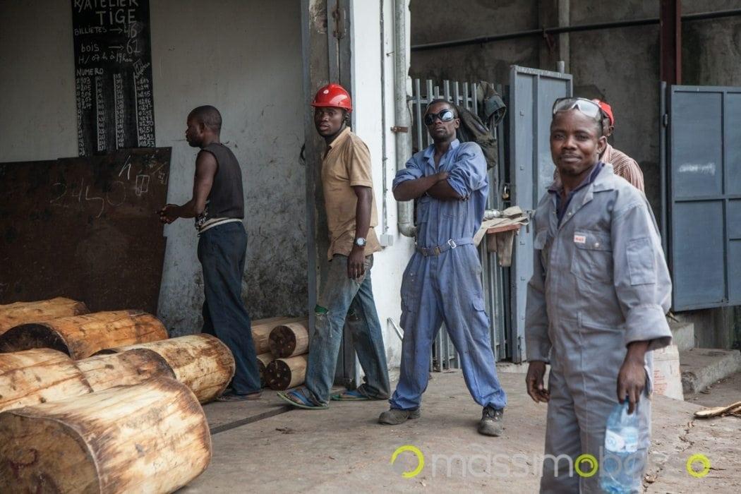 fabbrica di fiammiferi in Repubblica Democratica del Congo