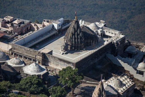 templi di girnar hill