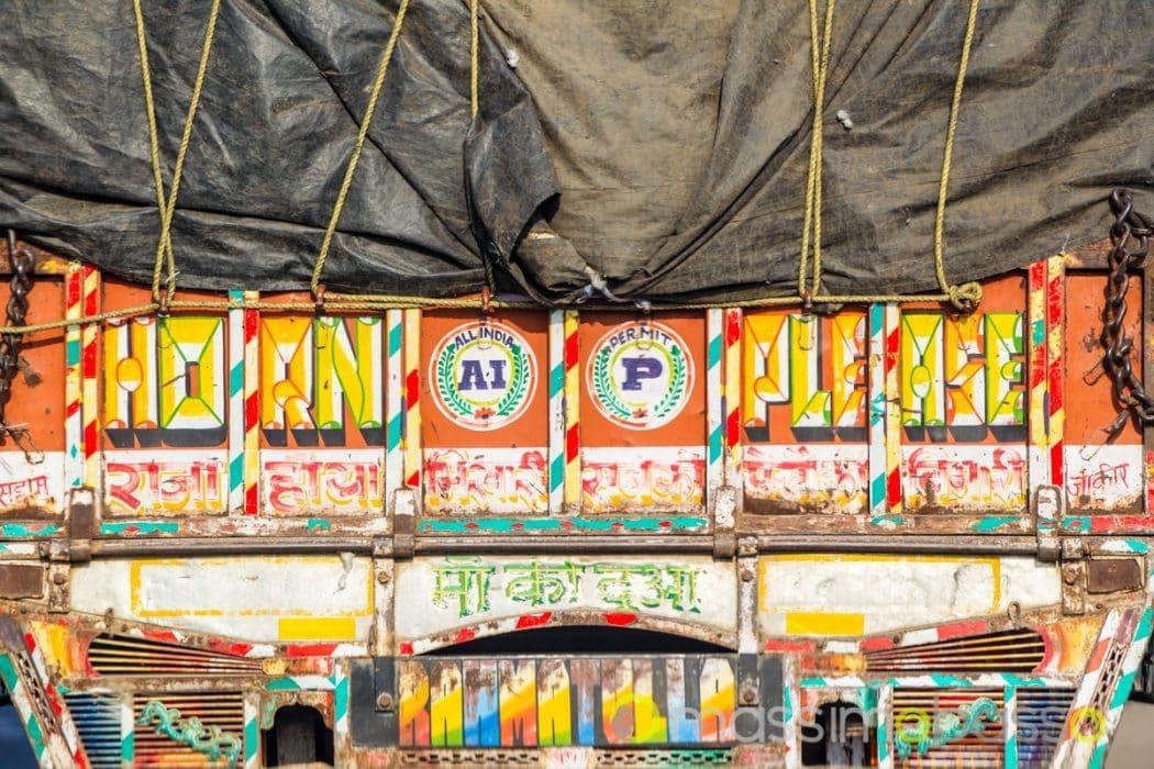 trasporti in india