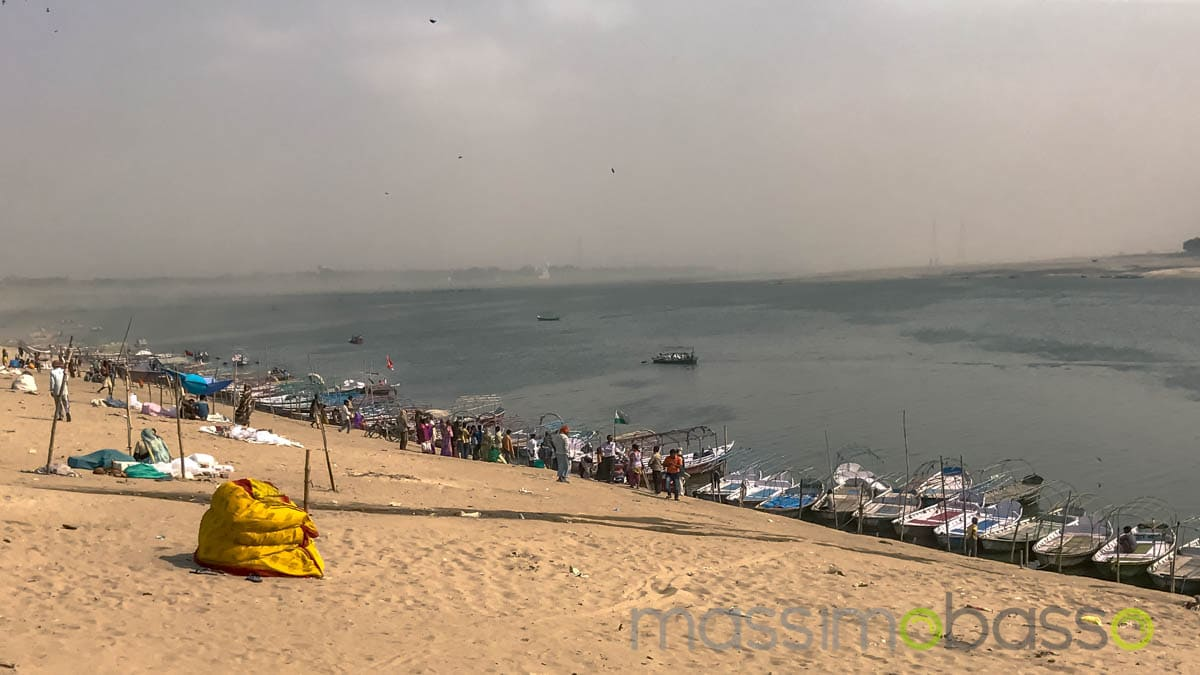 Confluenza di Gange e Yamuna- i luoghi sacri dell'induismo