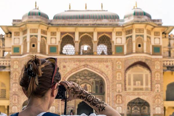 Jaipur città rosa e Amber Fort: partiamo?