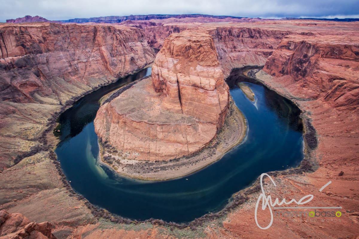 Horseshoe Bend, la curva più famosa degli States, a Page in Arizona