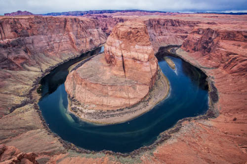 Horseshoe Bend Arizona Colorado River
