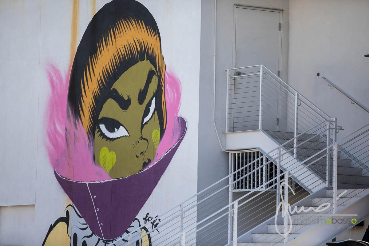 i Murales di Downtown Las Vegas