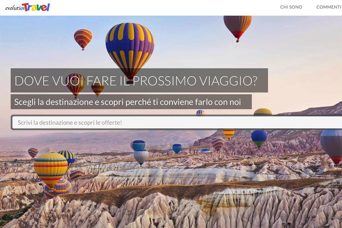 consulente di viaggio online evolution travel massimo basso