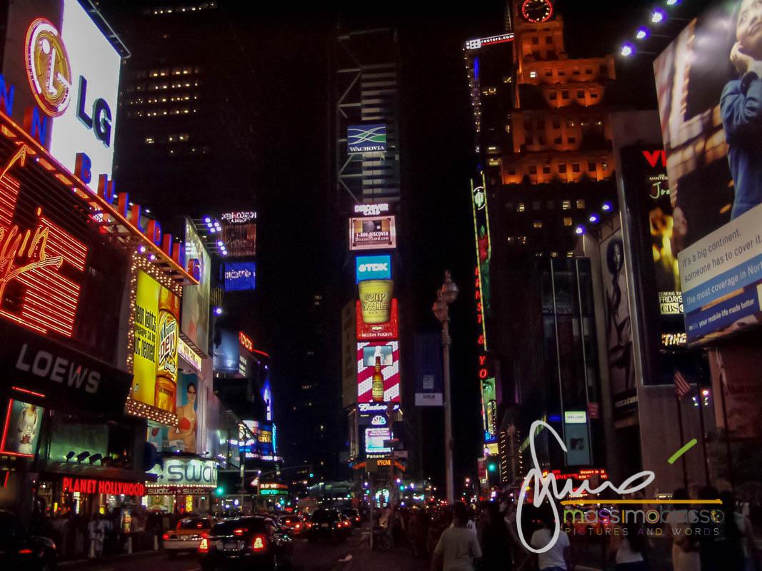 New York in maggio - immagini dal mio repertorio anno 2003