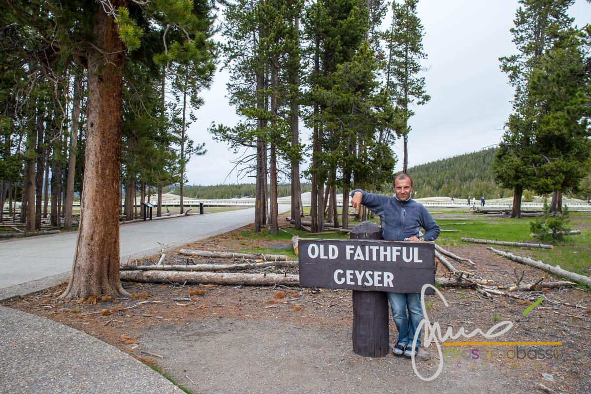 Il principe dei Geysers: Old Faithful