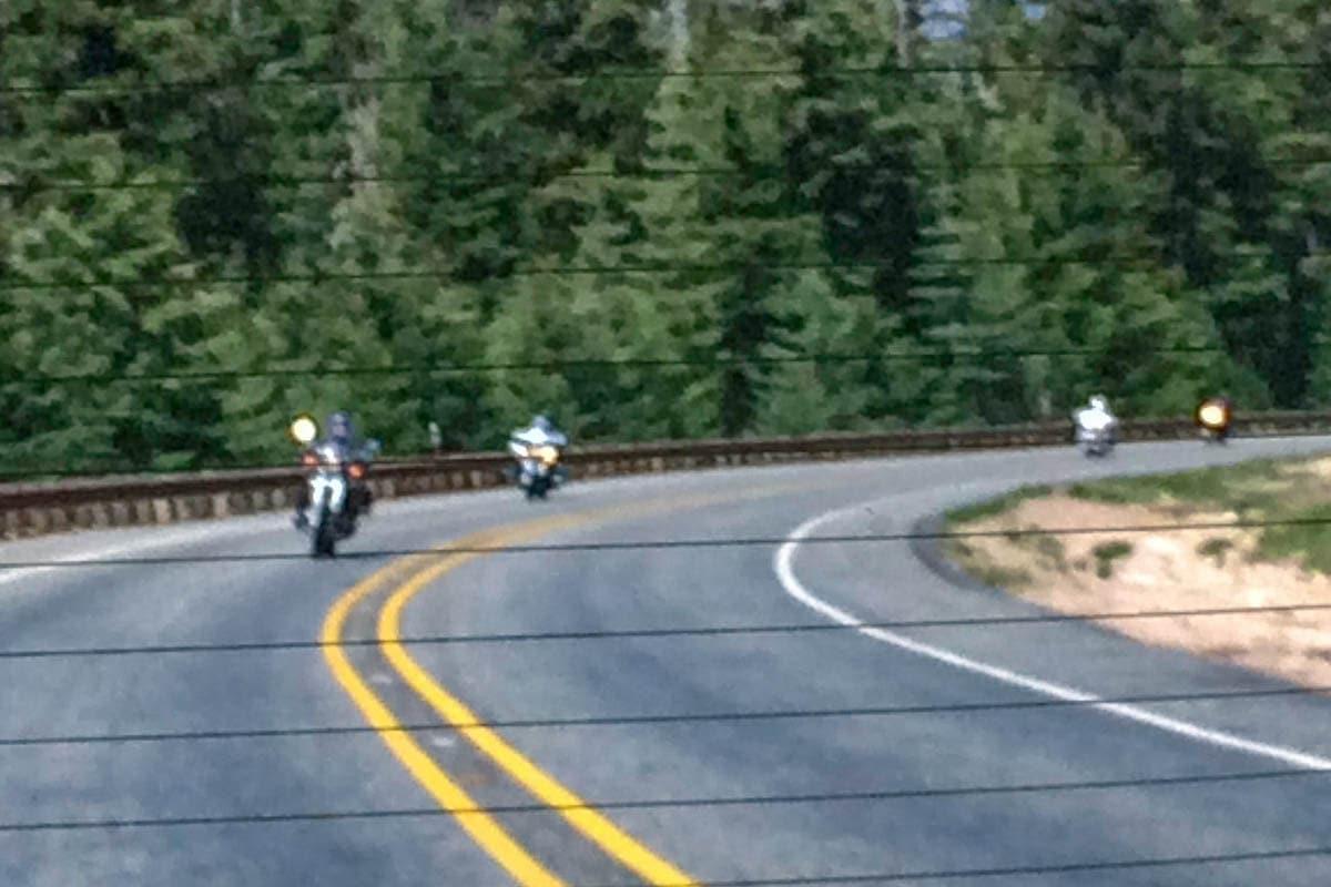 On The road negli USA con la moto
