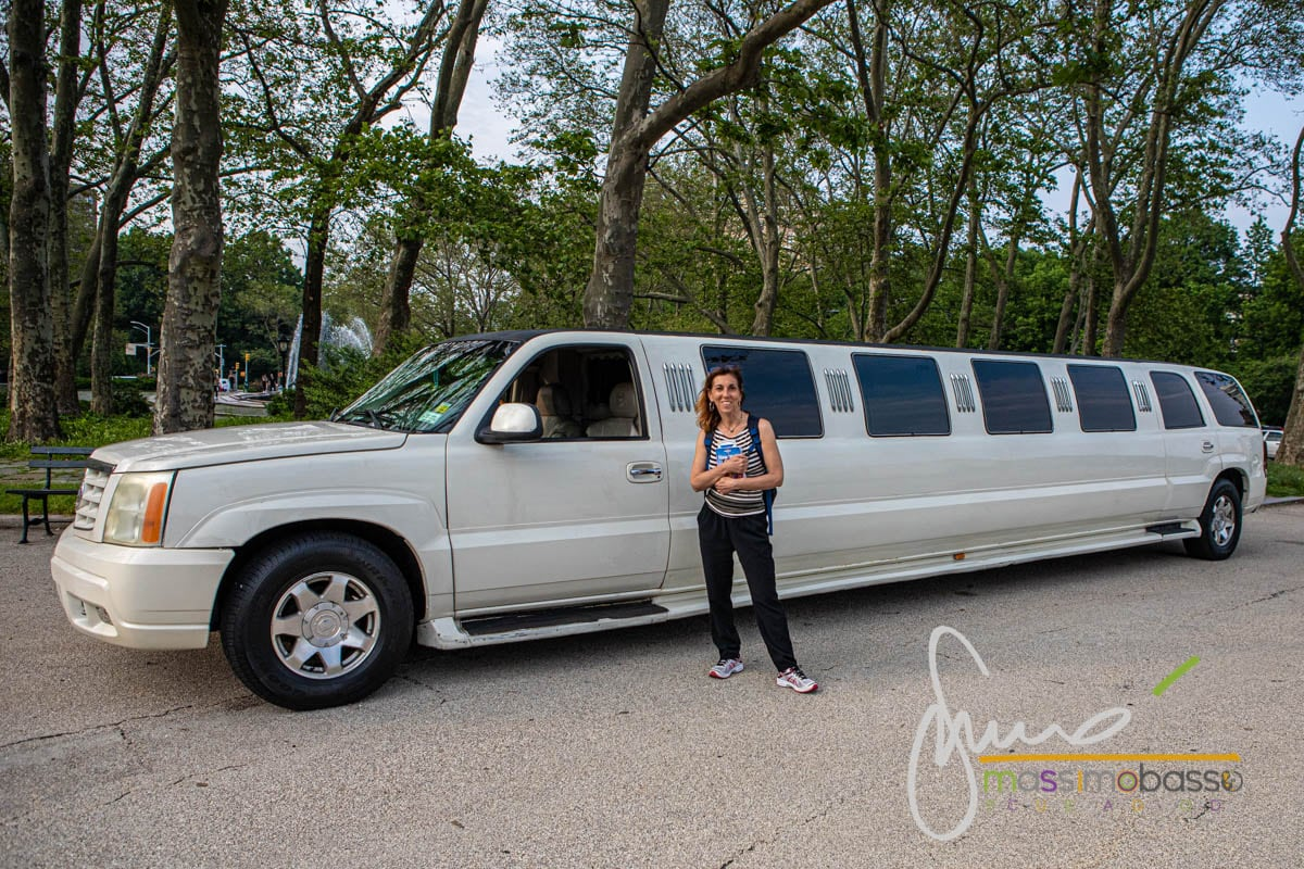 Limousine a New York