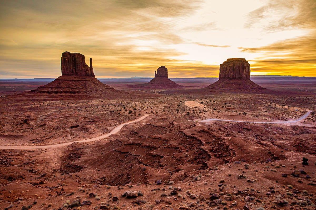 Monument Valley riserva Navajo