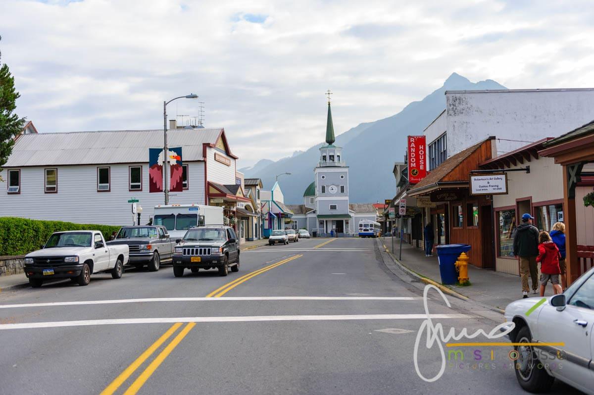 Inside Passage - Sitka, prima capitale dell'Alaska