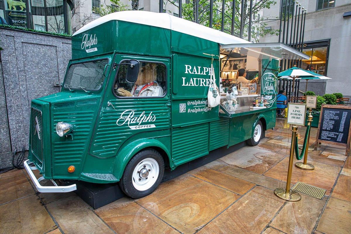 Truck food negli Stati Uniti