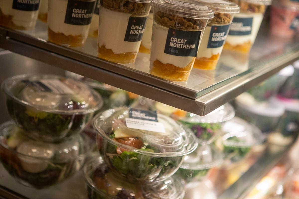 Il cibo negli Stati Uniti: tanto , sempre tanto