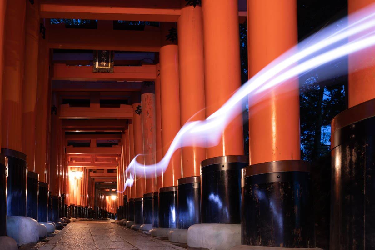 Fushimi Inari-Taisha tempio Shintoista a Kyoto