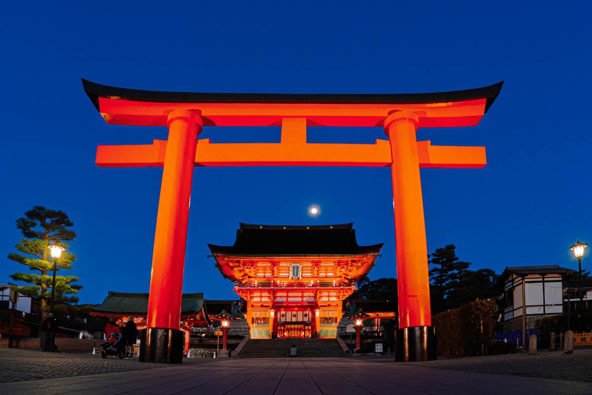 Il santuario di Fushimi Inari a Kyoto e come arrivarci