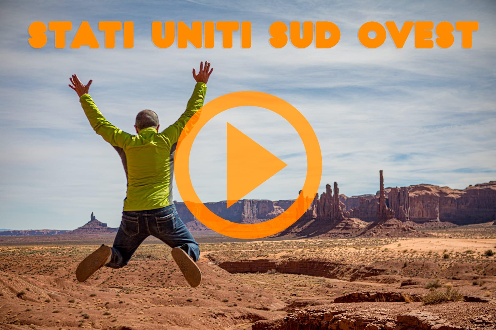 Copertina Video di Presentazione della serata sul viaggio negli Stati Uniti Sudorientali